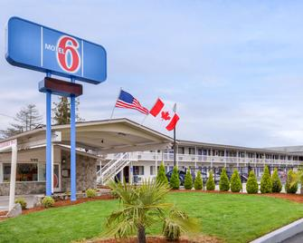 Motel 6 Salem - Expo Center - Салем - Здание
