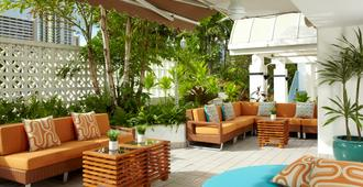 Aqua Oasis - Honolulu - Ingresso