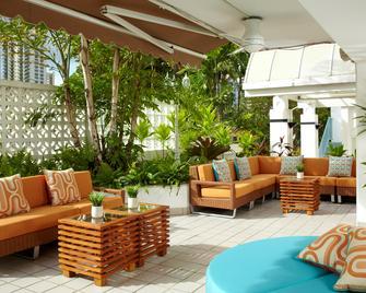 Aqua Oasis - Honolulu - Lobby