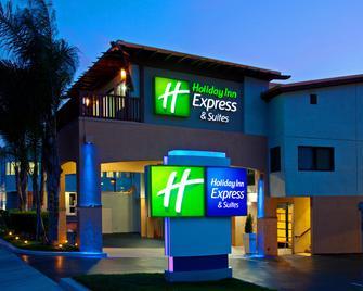 Holiday Inn Express & Suites Solana Beach-Del Mar - Solana Beach - Building