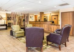 Quality Inn Homestead Park - Billings - Lobby