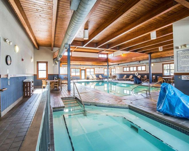 品質酒店 - 比林斯 - 畢林斯 - 游泳池