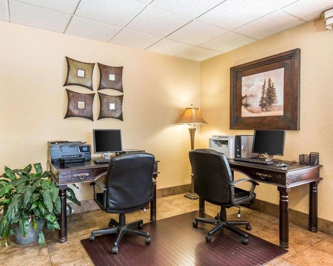 Quality Inn Homestead Park - Billings - Liikekeskus