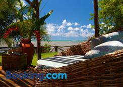 Estalagem Caiuia - Japaratinga - Lounge