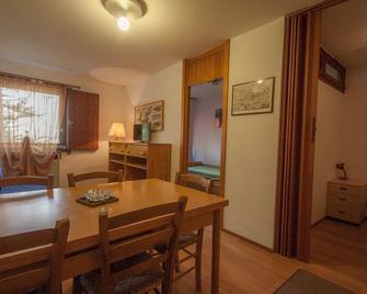 Residence Petit Tibet - Breuil-Cervinia - Dining room