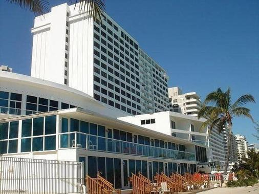 Dw Oceanfront Resort - Miami Beach - Building