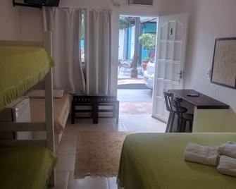 Pousada Dos Lobos - Maresias - Maresias - Phòng ngủ