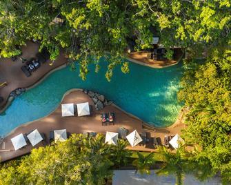 道格拉斯港華美達度假酒店 - 道格拉斯港 - 道格拉斯港 - 游泳池
