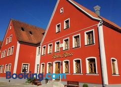 Hotel-Gasthof Rotes Roß - Markt Einersheim - Building