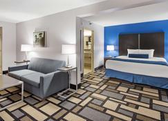 Best Western Plus Birmingham Inn & Suites - Birmingham - Sypialnia