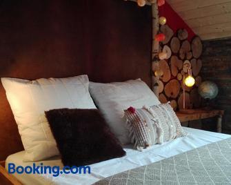Villa Etienne - Le Mont-Dore - Bedroom