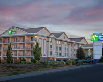 Holiday Inn Express & Suites Richland - Richland - Gebäude