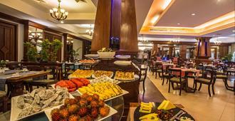 Prince d' Angkor Hotel & Spa - סיאם ריפ - מסעדה