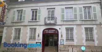 Hôtel du Commerce - Auxerre - Bâtiment