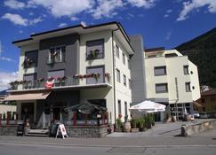 Hotel-Restaurant du Stand - Martigny - Building