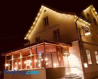 Landgasthof Hirschen - Hohenems - Gebäude