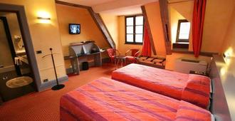 Maison Kammerzell Hotel - סטרסבור - חדר שינה