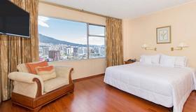 Hotel Tambo Real - Quito - Camera da letto