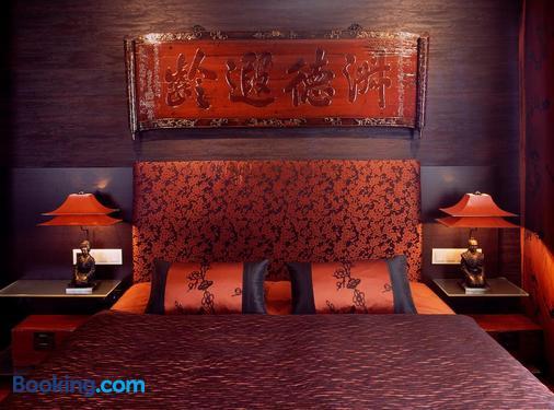 Savoy Hotel - Cologne - Bedroom