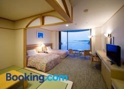 桑佩拉志摩飯店 - 志摩市 - 臥室
