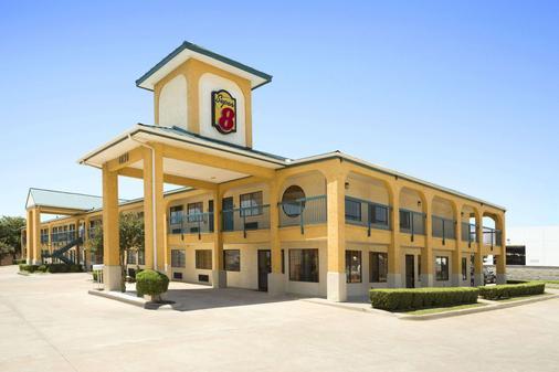 Super 8 by Wyndham Grand Prairie Southwest - Grand Prairie - Κτίριο