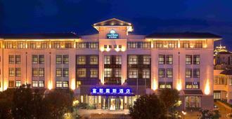 Days Hotel And Suites Fudu Changzhou - Changzhou - Κτίριο