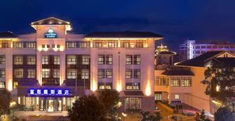 Days Hotel And Suites Fudu Changzhou - Changzhou - Building