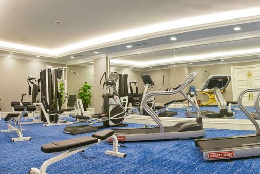 Days Hotel & Suites by Wyndham Fudu Changzhou - Changzhou - Gym