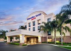 SpringHill Suites by Marriott Bakersfield - Bakersfield - Building
