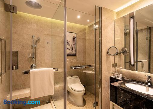Zhejiang Taizhou Marriott Hotel - Taizhou - Bathroom