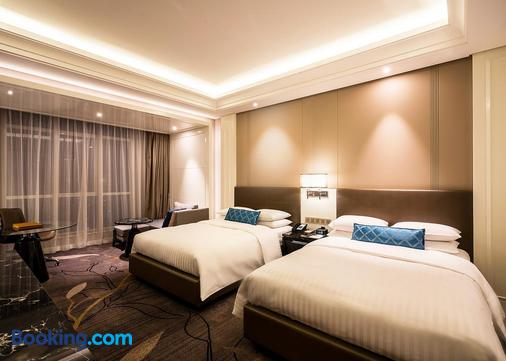 Zhejiang Taizhou Marriott Hotel - Taizhou - Bedroom
