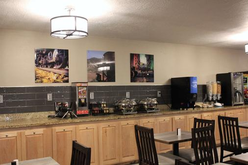 Best Western Plus Rio Grande Inn - Durango - Buffet