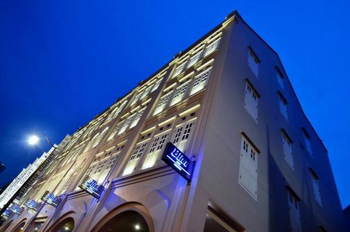 新加坡布里斯飯店 - 新加坡 - 建築