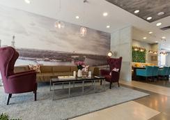 貝爾格萊德球場大都會大飯店 - 貝爾格勒 - 貝爾格萊德 - 休閒室