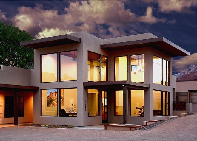 Sedona Hilltop Inn - Sedona - Edificio