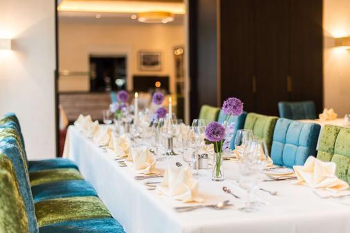 Best Western Plus Hotel St. Raphael - Hamburg - Banquet hall