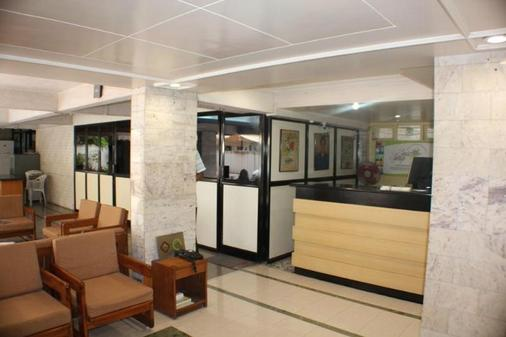 Hotel Bhooshan - Pune - Ρεσεψιόν