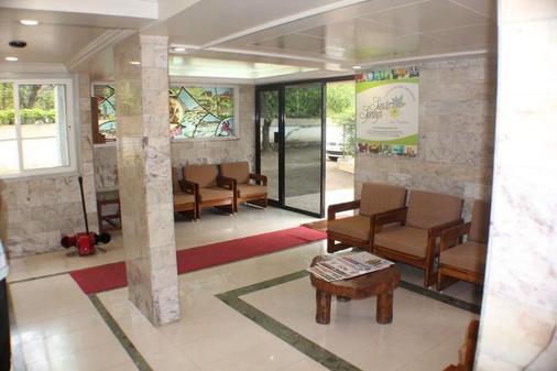 Hotel Bhooshan - Pune - Σαλόνι ξενοδοχείου