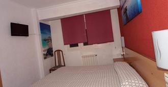 Hostal Verdemar - Gijón - Bedroom