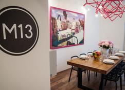 Mariacka 13 Wygodne Spanie - Katowice - Dining room