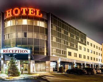 Ambassadeur Hotel - Quebec - Edificio