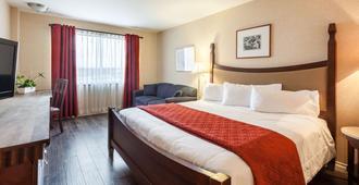 アンバサダー ホテル - ケベック・シティ - 寝室