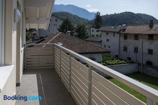 Apartment Residence Veronika - Ora - Balcony