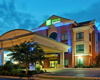 Holiday Inn Express & Suites Olive Branch - Olive Branch - Gebäude