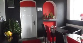 Tsc Pansion - Sarajevo - Dining room