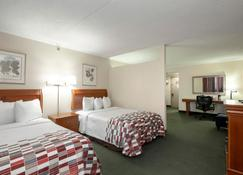 Red Roof Inn & Suites Newark - University - Newark - Κρεβατοκάμαρα