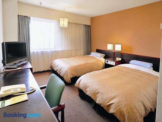 Bandai Silver Hotel - Niigata - Bedroom