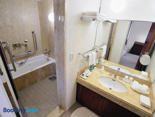 Bandai Silver Hotel - Niigata - Bathroom