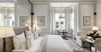 Hotel Sacher Salzburg - זלצבורג - חדר שינה