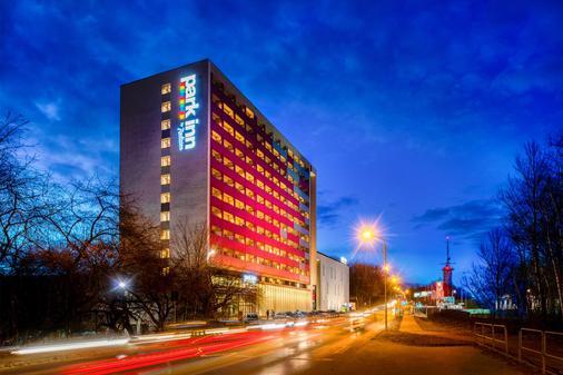 Park Inn by Radisson Katowice - Κάτοβιτσε - Κτίριο